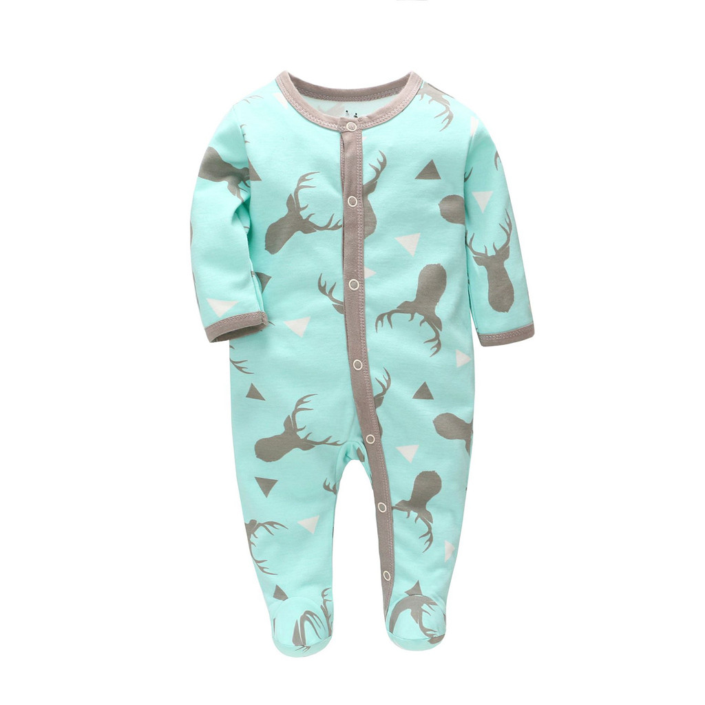 Baby Girl Clothes Baby Romper Baby Girl Romper Winter Pudcoco Halloween Costume Jumpsuit Onesie Kombinezon Dziecko Cartoon Z4