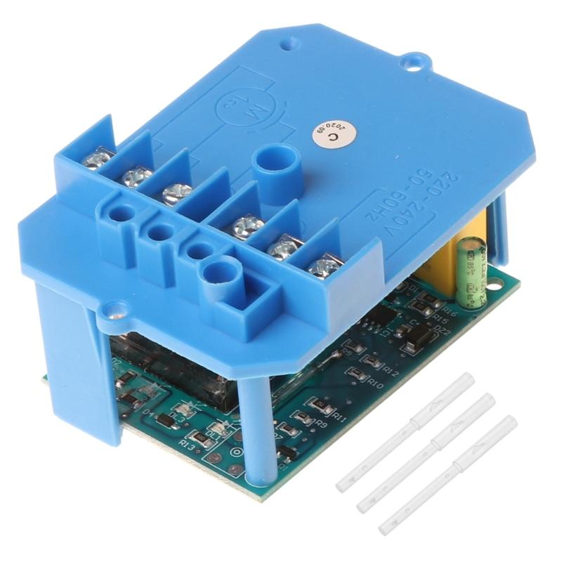 2021 nowy 220V regulator ciśnienia pompy wody elektroniczny Panel obwodu dla EPC-2