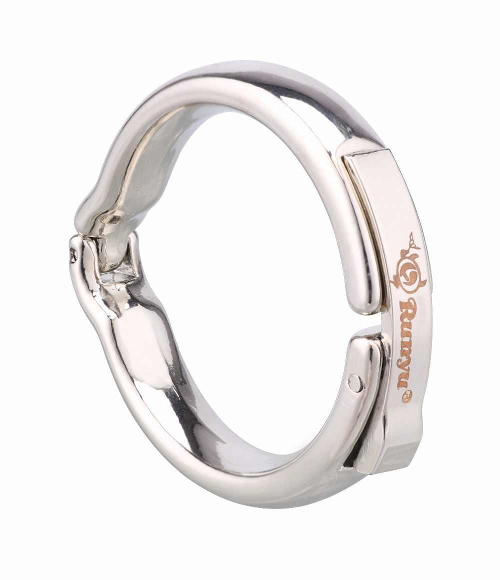 pene anello di metallo