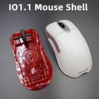 1 Uds.  nueva funda para mouse shell mouse para Microsoft IO1.1  accesorios de la rueda del mouse en blanco y negro  envío gratuito