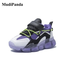 Girls Sneakers 14-Years-Old Sport-Shoes Autumn Boys Kids Running Children New 9-10 12-13
