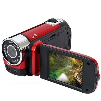 1080P HD Digital Camera Video Record Camera 2.7 Inch 16MP Camcorder 270 Degree Rotation High Definition DV Cameras 8