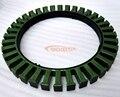 13710 большой диаметр дисковый бесщеточный двигатель постоянного тока генератор статора ядро кремния стальной лист 36N42P