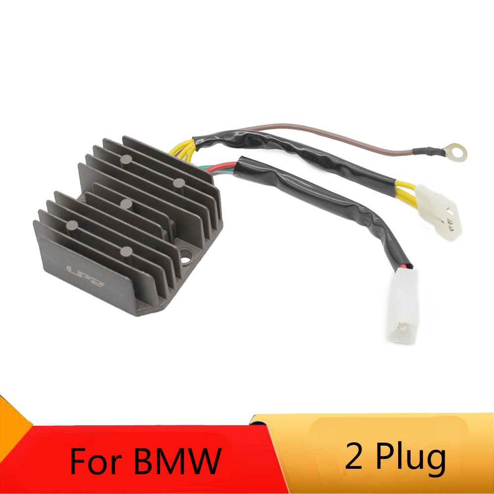 Motorcycle regulator Rectifier For BMW F650GS F650ST F650CS G650X F800S F800ST F650 CS Scarver G650 Xcountry G650 Xchallenge(China)