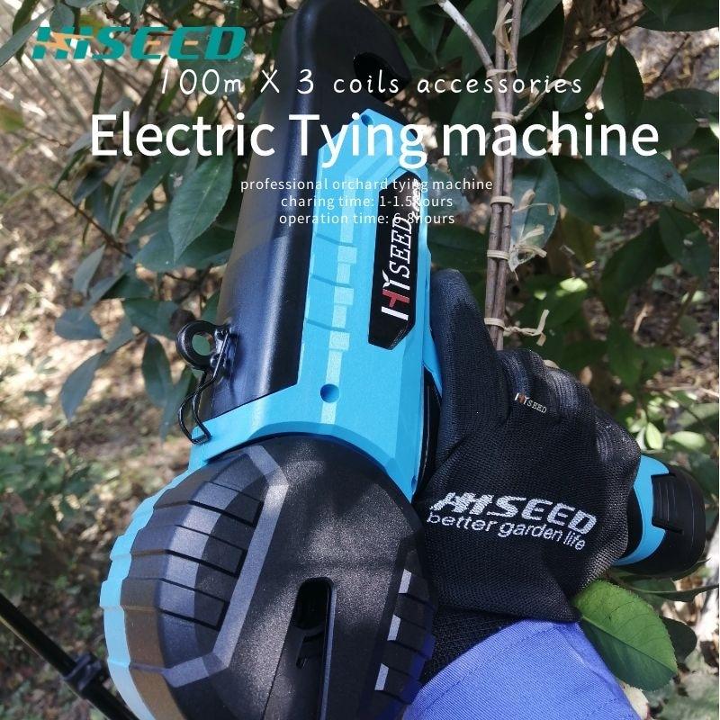 CE certifikát sadový elektrický vázací stroj a zahradní - Sady nástrojů - Fotografie 5
