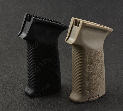 Water Bullet Gun Modified Tactical Style AK 47 74 Nylon Rear Grip Handle Accessory