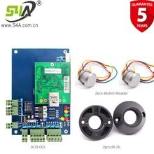 Ip-Control-Board Door-Entry-Systems Wan-Card S4A Single-Door Security-Solutions Swipe