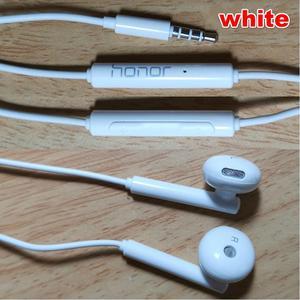 Image 2 - Originele Huawei Oortelefoon Am116 Headset Honor AM115 Mic 3.5Mm Voor Xiaomi Huawei P7 P8 P9 Lite P10 Plus Honor 5X 6X Mate 7 8 9