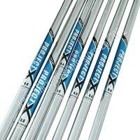 Men New Golf shaft Project X Steel Irons shaft 50 or 55 Flex clubs shaft 9pcs/lot Free shipping