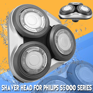 Image 3 - เปลี่ยนหัวโกนสำหรับ Philips Series S5000 S5070 S5100 S5400 S5420 S5570