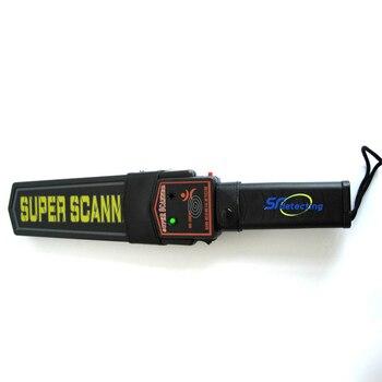 Detector de metales de alta calidad, MD-3003b1, seguridad de mano, super escaneo,...