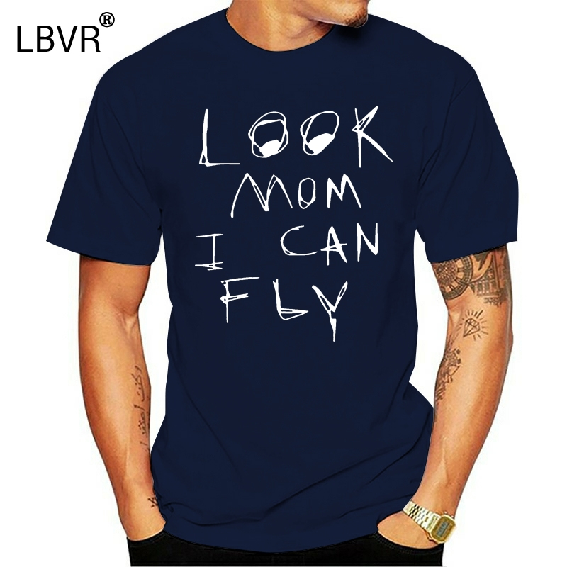 Look Mom I Can Fly Tshirts(China)