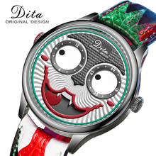 Quartz Watches Limited-Edition Personality-Alloy Top-Brand Mens Luxury Fashion New-Arrival