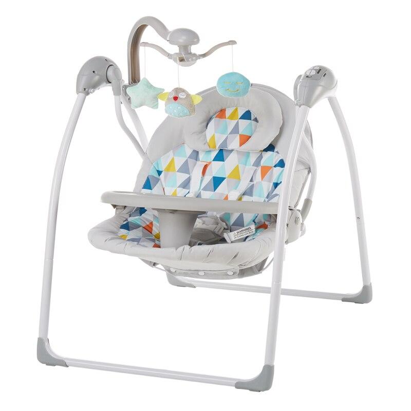 Baby chair Portable baby seat electric rocking table crib comfort sleeping sleep Shaker newborn children recliner