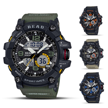2020 READ Sport Watches for Men Waterproof Digital