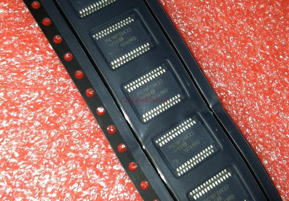 10 sztuk/partia PIC18F26K22-I/SS PIC18F26K22 SSOP-28 niskiej, wysokiej mikrokontrolerów IC w magazynie