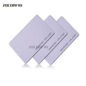 Image 2 - บัตร RFID 125KHz EM4100 TK4100 สมาร์ทการ์ด RFID แท็กสำหรับระบบ