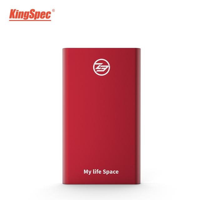 KingSpec External SSD hard disk drive 64GB 128GB HDD 256GB 512GB Portable external SSD 1TB hdd for laptop with Type C USB 3.1