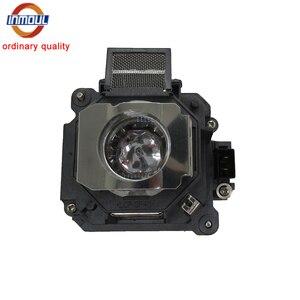 Image 4 - جودة + و 95% سطوع مصباح ضوئي ELPLP63 لإبسون EB G5650W/EB G5750WU/EB G5800/EB G5900/EB G5950/PowerLite 4200 واط