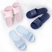 Posee high-quality EVA bathroom slippers lightweight portable home non-slip travel slippers indoor PS4301