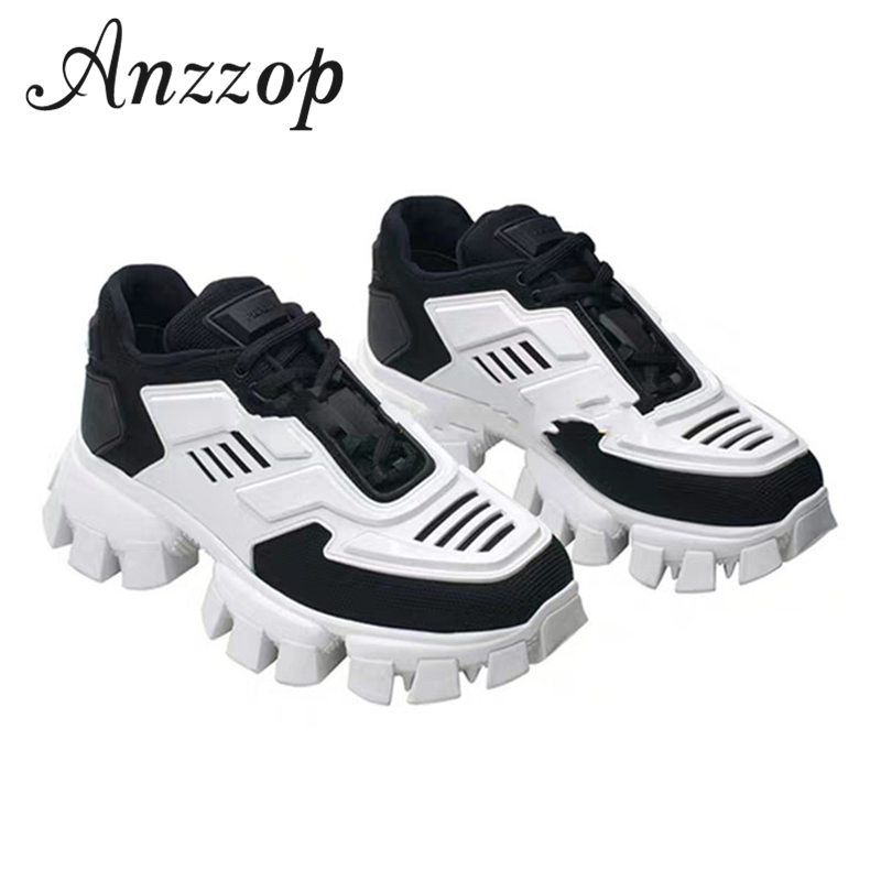 Flat-Shoes Robot Trend Women High-Quality Spring Autumn Large-Size Fashion New And Models