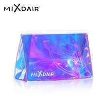 MIXDAIR Laser Cosmetic font b Bag b font Women Transparent Holographic Makeup font b Case b