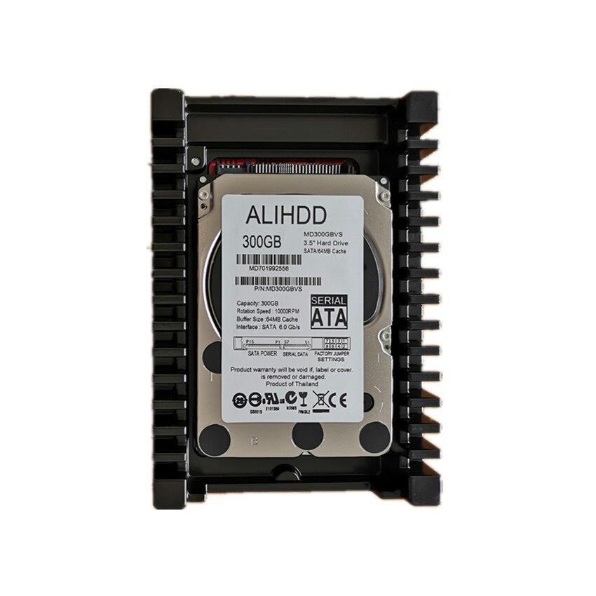 VelociRaptor 300GB 3.5 pouces SATA 10000 tr/min 64 mo serveur HDD garantie pour 1 an