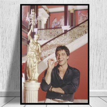 Tony Montana-Póster de impresiones de lienzo e impresiones, arte de pared, pintura...