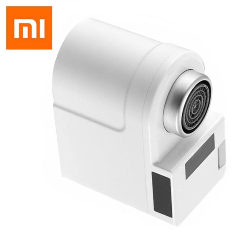 Xiaomi Water Saver Faucet Extender Nozzle Infrared Sensor Tap Device Drop Shipping Infrared Sensor Faucet Device