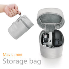 Storage Bag for Dji Mavic mini Case Drone and remote controller Carrying Case Portable Zipper Travel bag Accessories