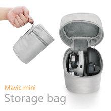 収納袋 dji Mavic ミニケースドローンとリモコンキャリングケースポータブルジッパー旅行バッグアクセサリー