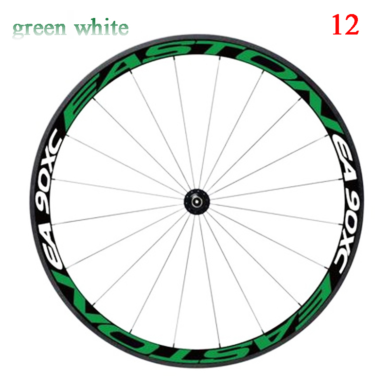 1 Side Bike Bicycle Wheel Rims Light Reflective Stickers Decals Cycling Safe Protector Tapes 26er 27.5er Cycle Accessories