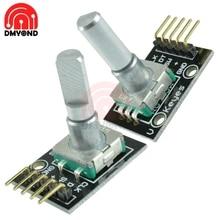 KY-040 360 Grad EC11 Rotary Encoder Modul Brick Sensor Schalter Entwicklung Diy Elektronische Bord Modul Mit Pins