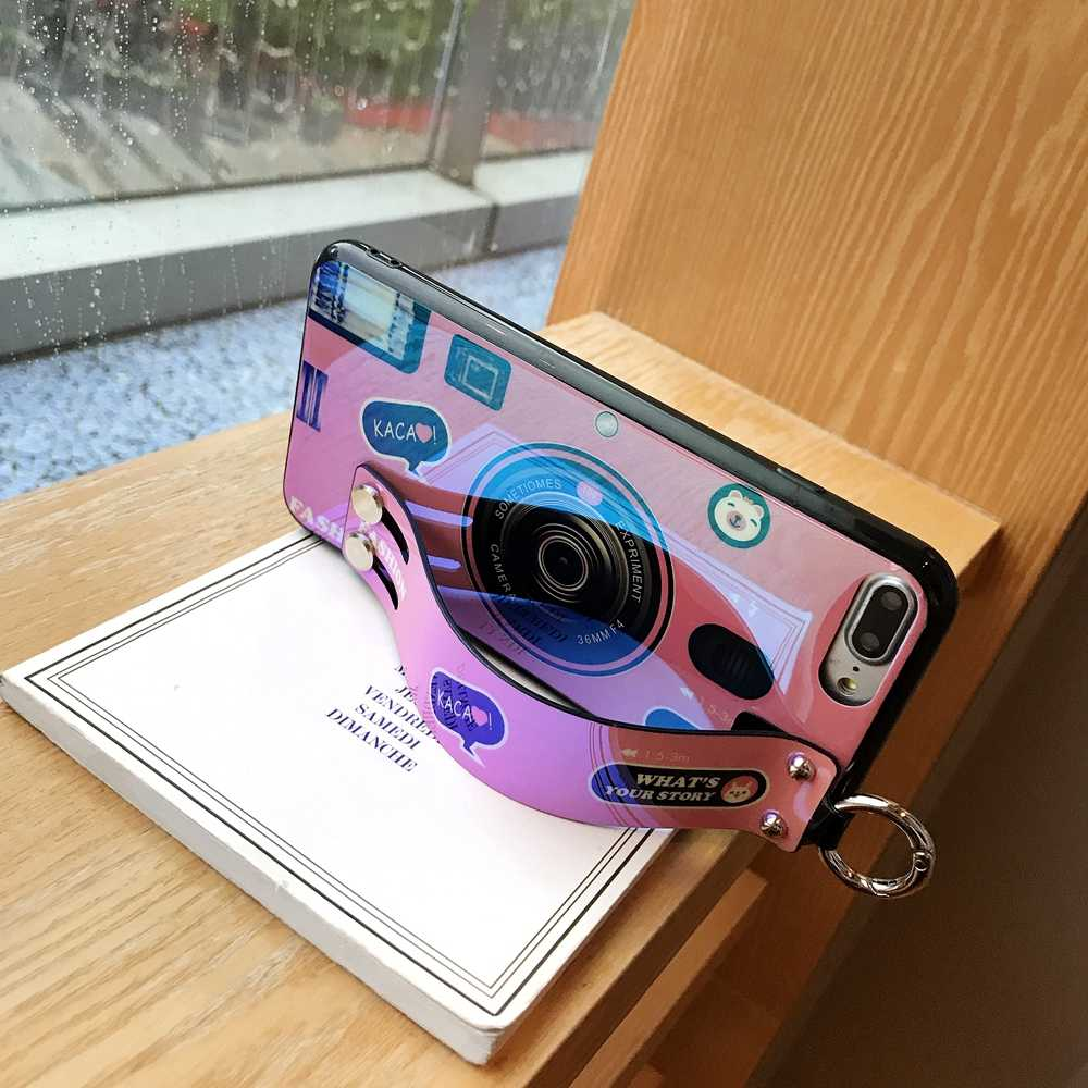 케이스 samsung A91 A71 A51 A90 5G A80 A70S A60 A50S A30S A20E A10S A9 A8S A7 A6 플러스 A5 Bluray 카메라 커버 손목 스트랩