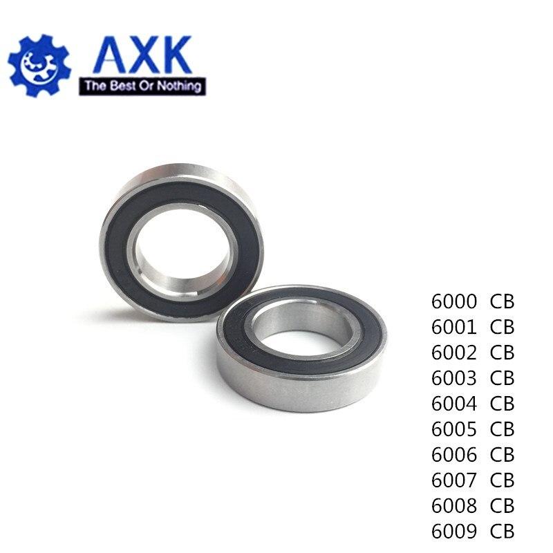 15x32x9 mm 2 PCS Full Ceramic Silicon Nitride Ball Bearing 6002 Si3N4