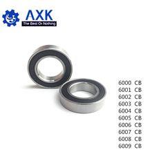 6000 RS 6001 6002 6003 6004 Hybrid Keramik Lager ABEC-1 ( 1 PC ) 6005 6006 6007 6008 RS Si3N4 Kugellager Fahrrad klammern
