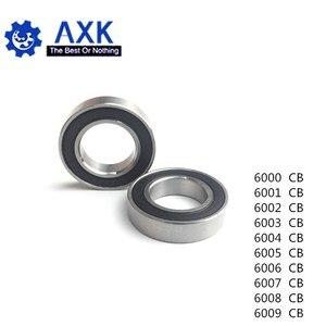 6000 RS 6001 6002 6003 6004 Hybrid Ceramic Bearing ABEC-1 ( 1 PC ) 6005 6006 6007 6008 RS Si3N4 Ball Bearings Bicycle brackets