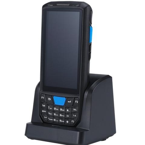 android 8 1 pda codigo de barras scanner 1d 2d qr codigo honeywell newland scanner