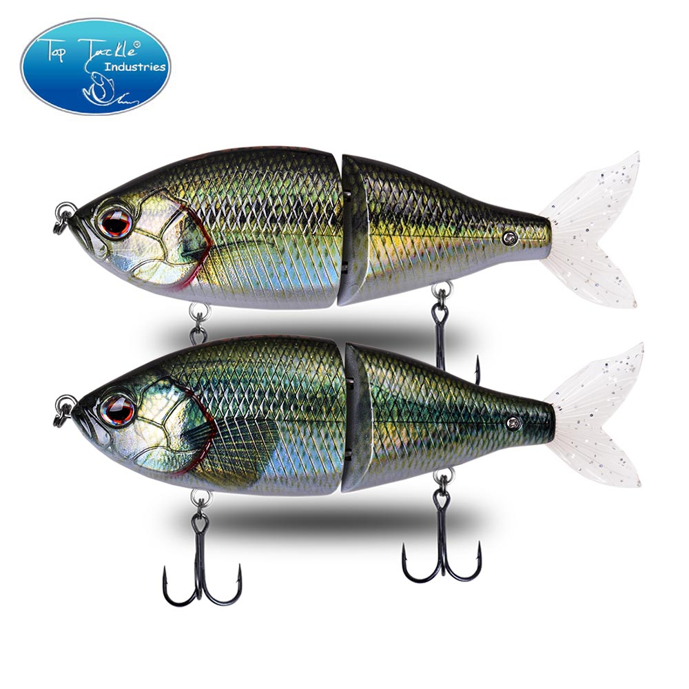 CF Lure Hard Bait 150mm 55g Sinking Obese Jointed Hunter Soft Tail Swimbait Segment Fishing Lure Tackle