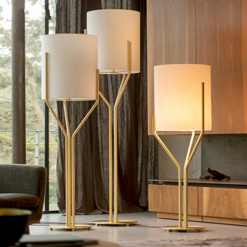 Rous Floor Lamp Morden Tall
