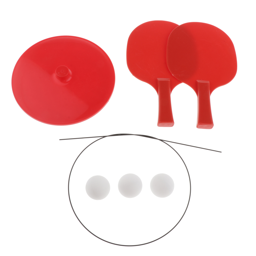 Table Tennis Trainer Single Play Ping Pong Robot