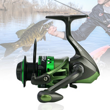 Fish Spinning  5.5:1 Professional 13BB Reels Wheels High Quality Fishing Accessories 1000- Trackle Tool