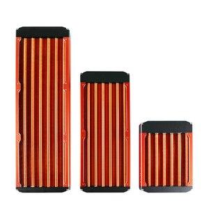 Image 3 - Radiador de cobre de refrigeración por agua de 120/240/360mm para ventilador de 12cm disipador térmico de computadora refrigerador maestro 30mm grosor plata/Negro, Rojo V3