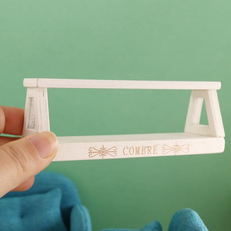 simhoa Simulation Miniature S Hooks Key Connector DIY Model Kids Kitchen Pretend Play for 1:12 Doll Life Scene Decor Props