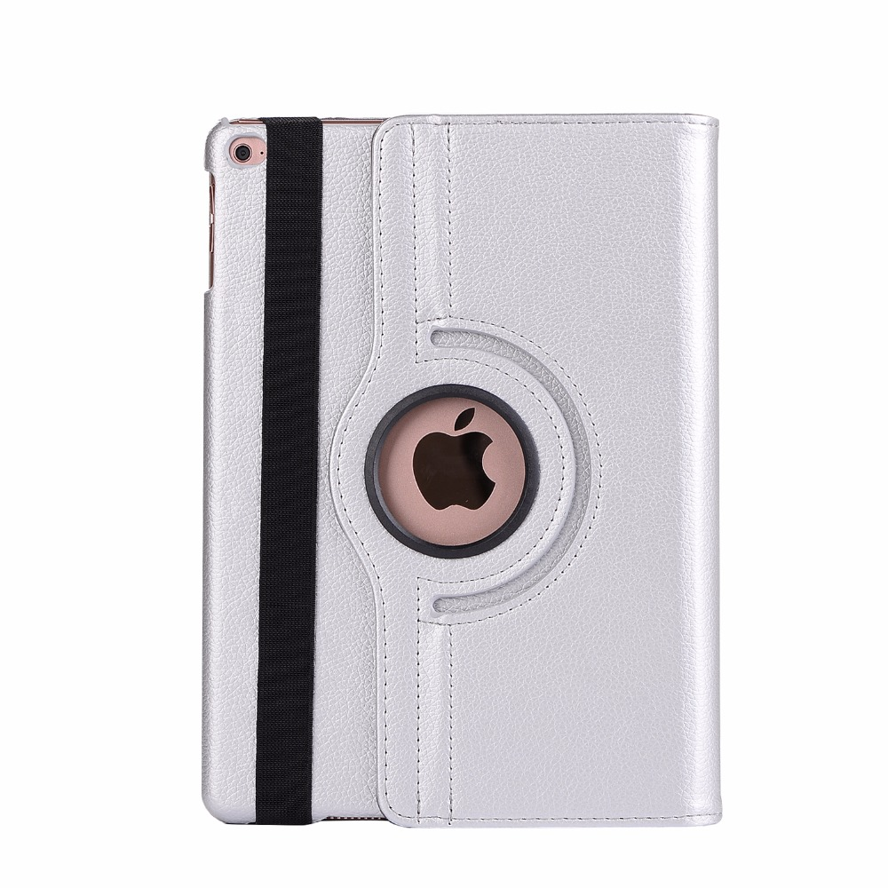 2020 Case 360 2019 7th 8th Stand Leather iPad Degree PU Flip Cover For 10.2 Rotating