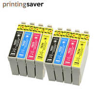 8pk T1631-T1634 T1621-T1624 16 16XL Compatível do cartucho de tinta para Epson WorkForce 2010 2510 2520 2530 2540 2750 2650 printer