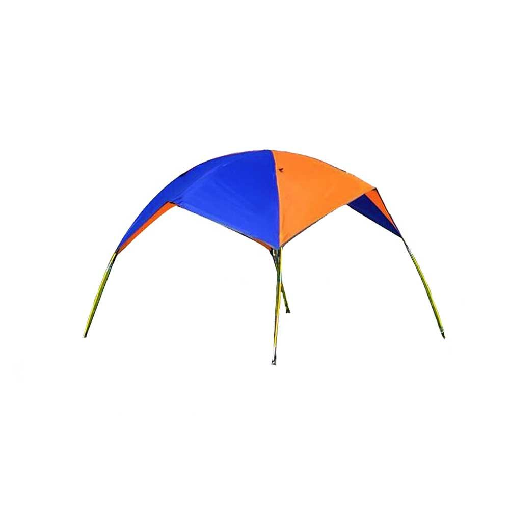 Awning Canopy Rubber Boat Tents Folding Awnings Two-Person Dinghy Cover For Inflatable Kayak Lawn Outing Waterproof Outer tent