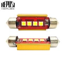 2x C5W Canbus Car led 31mm 36mm 39mm 41mm error free Interior reading Light Reading Bulbs Auto License plate Lamp white 12V 24V все цены