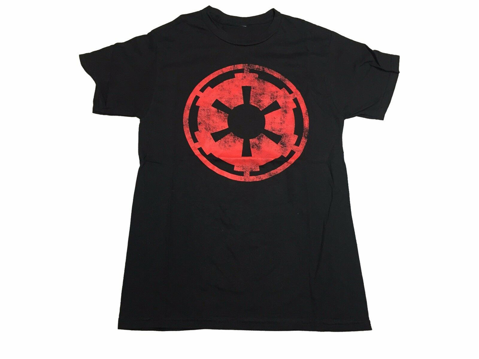 Star Wars Aging Empire Logo Insignia Vintage Classic Movie Men'S T Shirt S-Xl Streetwear Casual Tee Shirt image