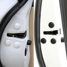 Автомобильный Дверной замок, наклейки для Honda CRV Accord Odeysey Crosstour FIT Jazz City Civic JADE Crider Spirior Ciimo